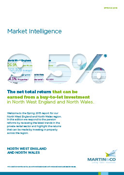 Cover of North West England & North Wales