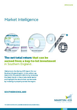 Cover of Southern Region