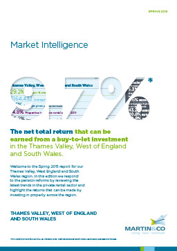 Cover of Thames Valley, West England & South Wales